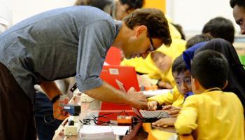 Workshop Robotik Macquarie University Australia