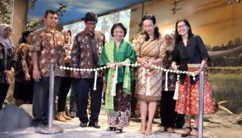 Sambut Hari Batik Nasional, Taman Pintar Gelar Pameran Batik 'Batik dalam Ruang dan Waktu'