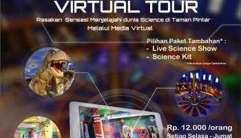 TAMAN PINTAR SCIENSATION TOUR