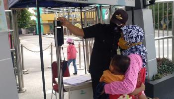 Taman Pintar Yogyakarta Taat Protokol Kesehatan dan Aman dari COVID-19