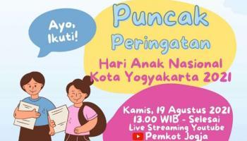 HAN 2021 Anak Terlindungi, Indonesia Maju