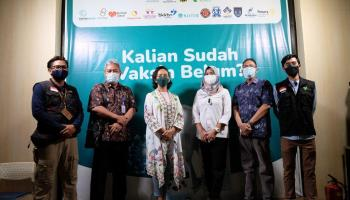 Taman Pintar Gandeng GKR Indonesia dan Dompet Dhuafa Selenggarakan Vaksinasi untuk Warga Disabilitas